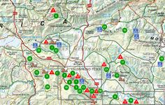 Sendas de Burgos: Mapa de las Merindades