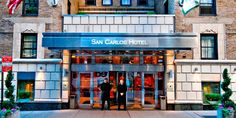 San Carlos Hotel: Free breakfast and WiFi, spacious one-bedroom suites, well-reviewed location and staff | Travelzoo