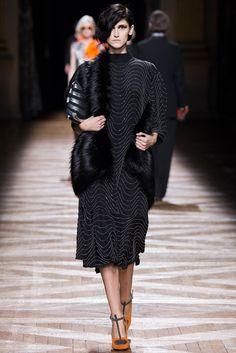Dries Van Noten Fall 2014 Ready-to-Wear Fashion Show - Daiane Conterato (Elite)
