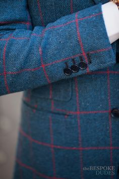 Tattersall Harris Tweed, I am going to try and find this for a pair of breeks making for next season ! Jb