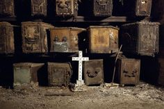 West Norwood Cemetery Catacombs