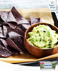 Add some heat to your guacamole.