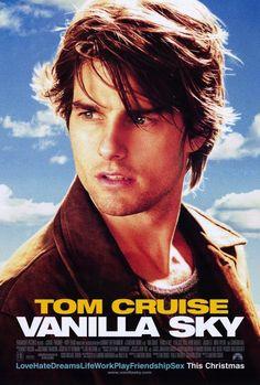 CAST: Tom Cruise, Penelope Cruz, Cameron Diaz, Jason Lee, Kurt Russell, Noah Taylor, Timothy Spall, Tilda Swinton, Alicia Witt, Johnny Galecki, Michael Shannon; DIRECTED BY: Cameron Crowe; WRITTEN BY: