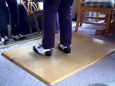 """Basic Soft Shoe Tap Steps in a warm up dance routine to """"Give Me That Ol' Soft Shoe"""" by Dean Martin. Download Gospel Music, Tap Dance, Body Painting, New Tap, Southern Gospel Music, Dance Routines, Dean Martin, Diy Flooring, Dance Class"""
