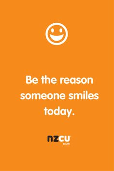 Be the reason someone smiles today. #Inspiration #Motivation #Quotes