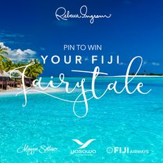 Make that dream come true by pinning your classic, creative, and romantic wedding inspiration. The bride-to-be with the winning entry will receive a Rebecca Ingram gown of her choice, hotel and airfare for a Fiji honeymoon, and $1,000 to spend on her fairytale wedding.