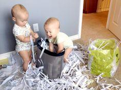 Baby & Toddler Activities