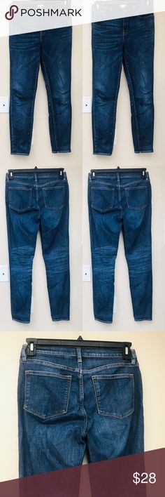 3b6aa170aa94 J.Crew Stretch Jeans Size 28 J.Crew Stretch Jeans Size 28 Great preowned