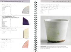 The Handbook of Glaze Recipes Glaze Recipe, Ceramic Pottery, Stoneware, Candle Holders, Porcelain, Fruit, Recipes, Bloomsbury, Vases