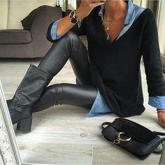 Moda boho jeans casual 65 best Ideas Source by Outfits boho