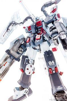 MG 1/100 Full Armor Gundam Ver. Ka [Gundam Thunderbolt] - Painted Build Modeled by intuos9