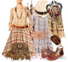 Кантри стиль в одежде. » Мода в Кыргызстане, Бишкек - BOMOND.KG: модные советы, стиль, стрижки, маникюр