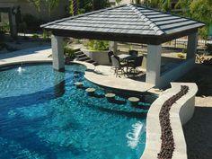 great pool design (Unique Pools)