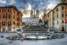 Piazza di Espagna Roma
