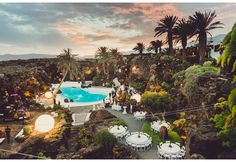Boda Jameos del Agua Lanzarote Our Wedding, Wedding Venues, Spanish Wedding, Island Design, Beach Bars, Island Beach, Canary Islands, Tenerife, Best Hotels