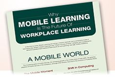 21 inspiring quotes on Mobile Learning