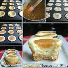 Gluten Free Caramel Cheesecake Recipe Tutorial Pictures, Photos, and Images for Facebook, Tumblr, Pinterest, and Twitter