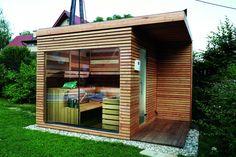 Low EMF Infrared Sauna - Advantages & Available Models Sauna House, Sauna Room, Saunas, Outdoor Spaces, Outdoor Living, Sauna Shower, Portable Sauna, Sauna Design, Outdoor Sauna