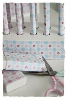 ideas with Greengate paper.