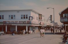 Ocean City Boardwalk, Ocean City Md, Rehoboth Beach, Chesapeake Bay, Historical Photos, Vintage Ads, Maryland, Nostalgia, Florida