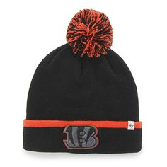 sale retailer 7b750 1a003 New Era Cincinnati Bengals Mens Black NFL18 Official Sideline Home 39THIRTY  Flex Hat - 5907272 in 2019   Cincinnati   Cincinnati Bengals, Cincinnati,  Hats