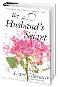 The Husbands secret- January 2014's book club selection. Check out the post for instructions on how to join the book club.