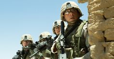 Ang Lee's 'Billy Lynn's Long Halftime Walk' favors bleeding-edge tech over blood and guts – Peter Travers on why war satire is more miss than hit.