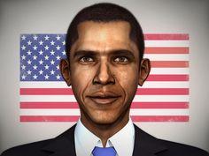 Obama 3D Model on Turbosquid