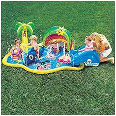 Banzai® Jr. Splish 'N Splash Activity Center at Big Lots.