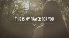 Alisa Turner - My Prayer For You (Official Lyric Video) - YouTube
