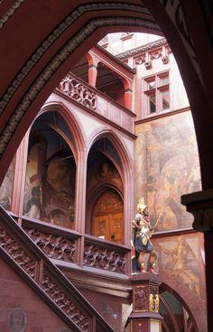 Town Hall, Basel