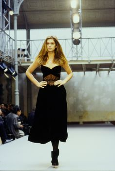 Azzedine Alaïa Fall 1989 Ready-to-Wear Collection - Vogue