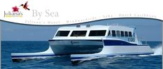 Travel to Saba by Sea with the Edge Ferry
