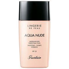 Guerlain Lingerie de Peau Aqua Nude Fondotinta   OroRosso Beauty - profumi e trattamenti delle migliori marche in vendita online