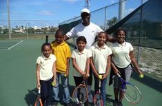 Chris Sands is a certified tennis professional who has been in the industry for over 20 years. This private coach offers tennis classes to kids and adults, with ages 3 to 93. Check out his tennis review.