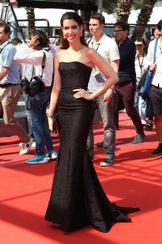 Camila Coutinho veste Dolce & Gabbana em Cannes