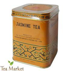 Jasmine Tea – Jazmínový čaj 120g, zelený čaj s jazmínom