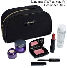 Lancome winter offer at Macy's - qualifier is $35.