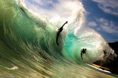 body surf!