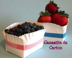 Cómo hacer unas canastas para decoración usando platos de cartón pastelero   Mimundomanual