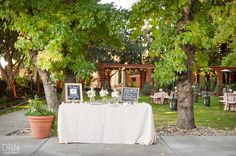 Trentadue Winery || Veronica + Mike's Wedding, Welcome area #milestoneeventsgroup #rolotanedojrphotography