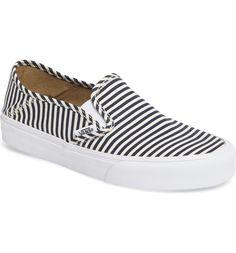 Main Image - Vans SF Slip-On Sneaker (Women) Slip On Sneakers 62c004a5eee50