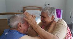 #Una historia de amor pudo más que dos enfermedades y se viralizó en Facebook - LaCapital.com.ar: LaCapital.com.ar Una historia de amor…