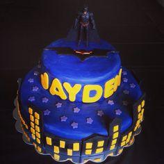 Batmobile Cake Party Batman Pinterest Batmobile Butter - Dark knight birthday cake