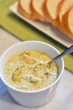 Broccoli cheese soup is my ultimate comfort food, creamy, cheesy, and a whole bunch of goodness. When it's cold and snowy outside, nothing hits the spot like a warm bowl of homemade soup made in the crockpot. This crockpot broccoli cheddar soup takes just 10 minutes to prepare and will become a family favorite not just during the winter but any time of the year. This site uses ad networks and affiliate links to generate revenue.   Crockpot Broccoli Cheese Soup - Ultimate Comfort Food This…