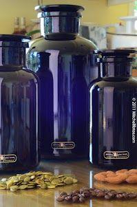 Check Out our VioLiv Vitality Glassware Storage Jars