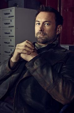 Grant Bowler in Defiance