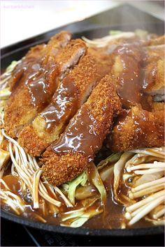 Donkatsu (Pork cutlet)