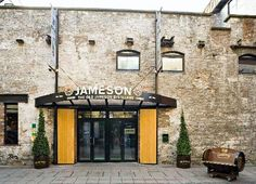 Also must visit the Jameson Whiskey Distillery