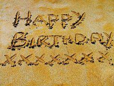 Proficiat Met Je Verjaardag, Vieren